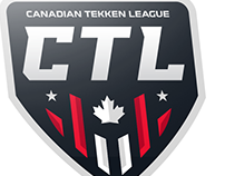 Canadian Tekken League Logos