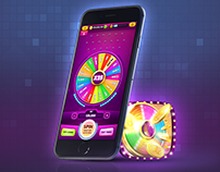 Wheel Of Coins Game