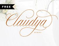 FREE | Claudya Script