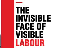 Infographic Design - 'Invisible' Domestic Labor