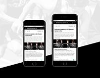 UI/UX - MVP Mobile app - FLOWS