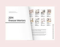 Finesse Interiors Branding