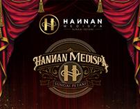 HANNAN MEDISPA BRANDING PROJECT
