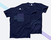 Core Squad T-shirts