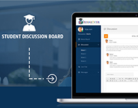Message tutor Discussion Board