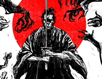 RONIN ILLUSTRATIONS