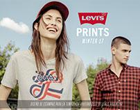 Levi's Prints: Winter 17