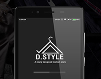 D.STYLE fashion application concept