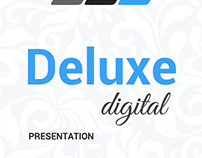 Deluxe Digital Powerpoint Template