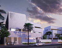 Residential Project-Kuwait City