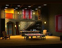Scenic Design Collection - Digital 3D Models