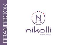 Nikolli - Baby Goods -Brand Identity