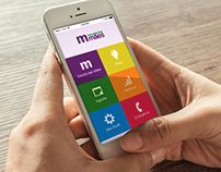 App Ux and Art Direction - Mother's School Assessment