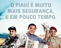 Piauí de tirar o chapéu - Governo-PI