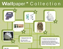 Wallpaper Collection Advert