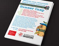 BKCM Camp Postcard