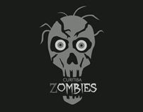 Curitiba Zombies - Concept 2 - Varsity and Mug