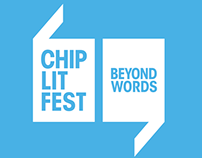 Chipping Norton Literary Festival - Brand ID
