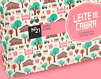 Leite de Cabra / Milk Soap • Branding & Package Design