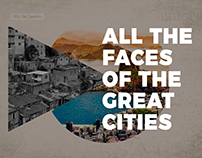ALL THE FACES OF THE GREAT CITIES