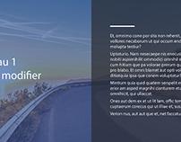 PowerPoint de présentation Equipe Ergonomie Michelin
