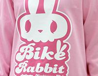 Bike rabbit 'BABBIT' Character snowboard tall-t design