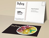 Menu & Mailout Design