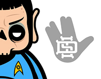 MR. SPOCK (RIP) || The Dude Series