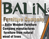 design project wooden furniture company
