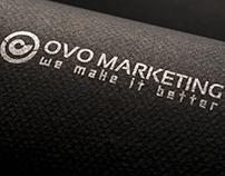 Ovo Marketing Branding