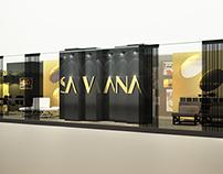 Stand SAVANA - FILDA 2012 (Angola)