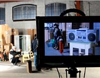 OMSZA - Tartsd életben - remake video _set design