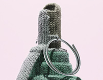 Knitted Weapons