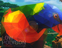 Low Polygon in the Jungle