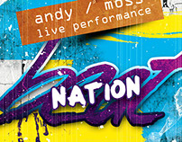 Beat Nation Flyer