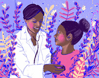 Looking for a black doctor for my kids /// NPR, WHYY