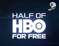 Half of HBO for Free - Claro TV