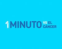 1 Minuto vs el Cáncer x Brands&People