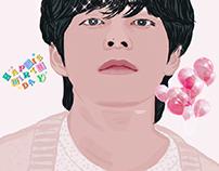 happy birthday kim taehyung 🐯💜