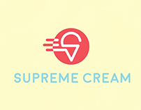 Supreme Cream - Ice Cream Shop