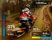 Virtual Reality Motocross for MXVision
