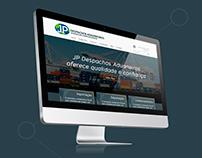 Site JP Despacho Aduaneiro
