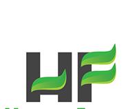 HF logo Design