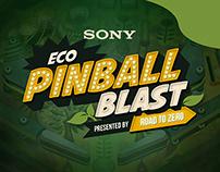 Sony | Eco Pinball Blast