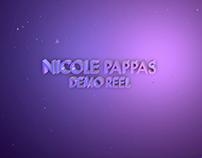 Nicole Pappas Demo Reel
