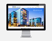 BHA Design & Consult Website