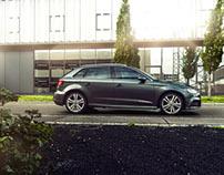 Audi A3 Sportback TDI quattro