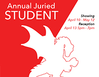 Annual Juried Student Art Show SUNY Oneonta