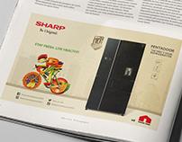 Ad - Sharp