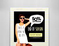 Fashion Banner Ads Vol.7
